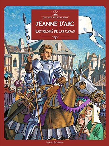 Jeanne d'Arc en BD