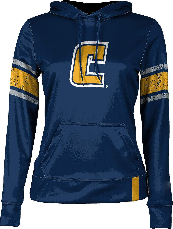 University of Tennessee at Chattanooga Girls' Pullover Hoodie, School Spirit Sweatshirt (End Zone)