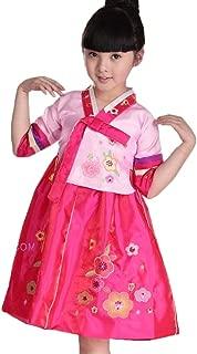 FANCYKIDS Girls Toddler Korean Hanbok Traditional Outfit Dress Costume