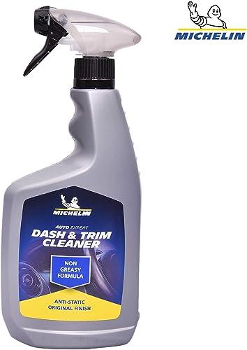 Michelin Anti-Static Dash and Trim Cleaner with Non-Greasy Formula, 650ml (31463)