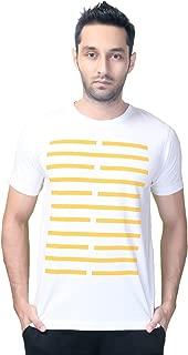 NODE Parallelow T-Shirt [Geometric Design] [100% Cotton]