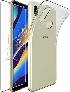 ebestStar – kompatibel med Wiko View3 Lite fodral (2019) ultratunn klar fodral, mjuk flexibel premium silikongel, transpar...