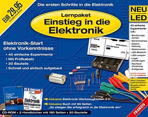 Preisvergleich Produktbild Lernpaket Einstieg in die Elektronik