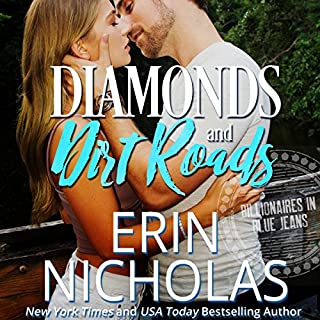 Diamonds and Dirt Roads audiobook cover art