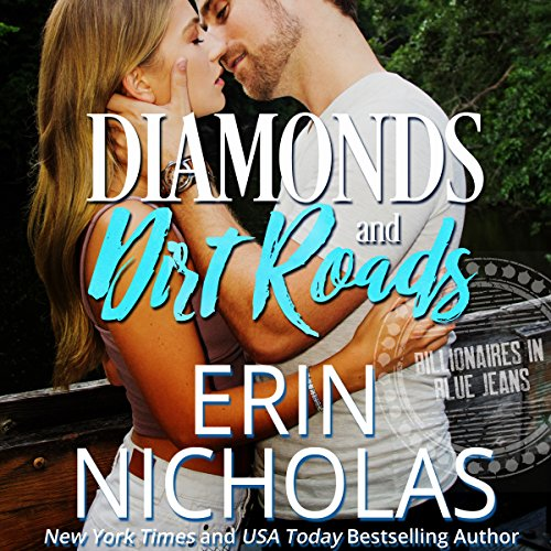 Page de couverture de Diamonds and Dirt Roads