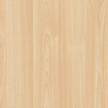"d-c-fix 346-0219 Decorative Self-Adhesive Film, Maple Wood, 17"" x 78"" Roll"