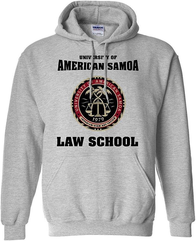 TeesAndTankYou University of American 半額 Samoa Hoodie Law ☆国内最安値に挑戦☆ Sw School
