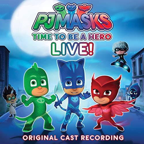 Time To Be a Hero! (Original Cast Recording)