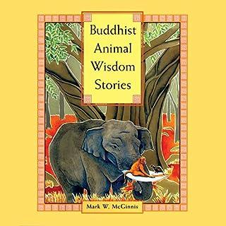 Buddhist Animal Wisdom Stories cover art