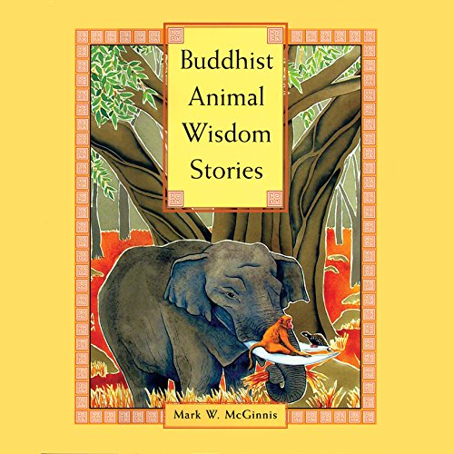 Buddhist Animal Wisdom Stories cover art