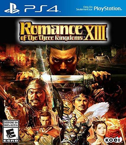 Romance of the Three Kingdoms XIII - PlayStation 4 by Tecmo Koei
