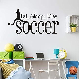 scr Football Cup Wall Decal Tea Cup Vinyl Sticker Sport Home Wall Interior Bedroom Decor Art Vinyl Murals 17