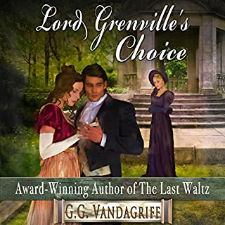 Lord Grenville's Choice audiobook cover art