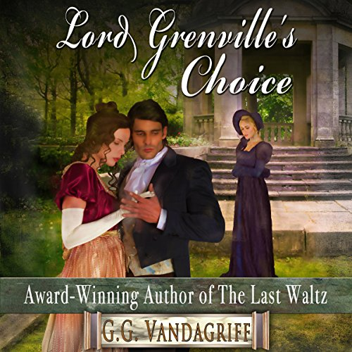 Couverture de Lord Grenville's Choice