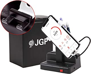 JGP Earn Steps Automatically Mobile Phone Shaker Left/Right Swing with ON/Off Switch and Adjuster No Magnet Manual Included No Rubber Band Required Automatic Egg Hatcher JGP-002