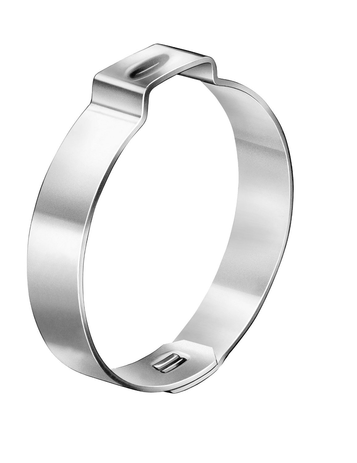 Genuine Oetiker 10500354 Ranking TOP16 Zinc-Plated Steel Hose Clamp Mechanical In with