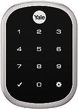 Yale 05425001-3, Fechadura Digital, Preto/Prata , YRD256  , YALE