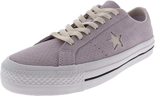 Converse One Star Pro Ox - Hauszapatos de Gamuza para Hombre