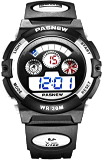 Kids Digital Watch, Boys Sports Waterproof Led Watches with Alarm Wrist Watches for Boy Girls Childrens