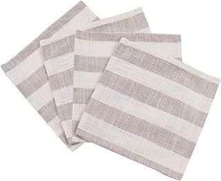 Best rustic cloth napkins Reviews