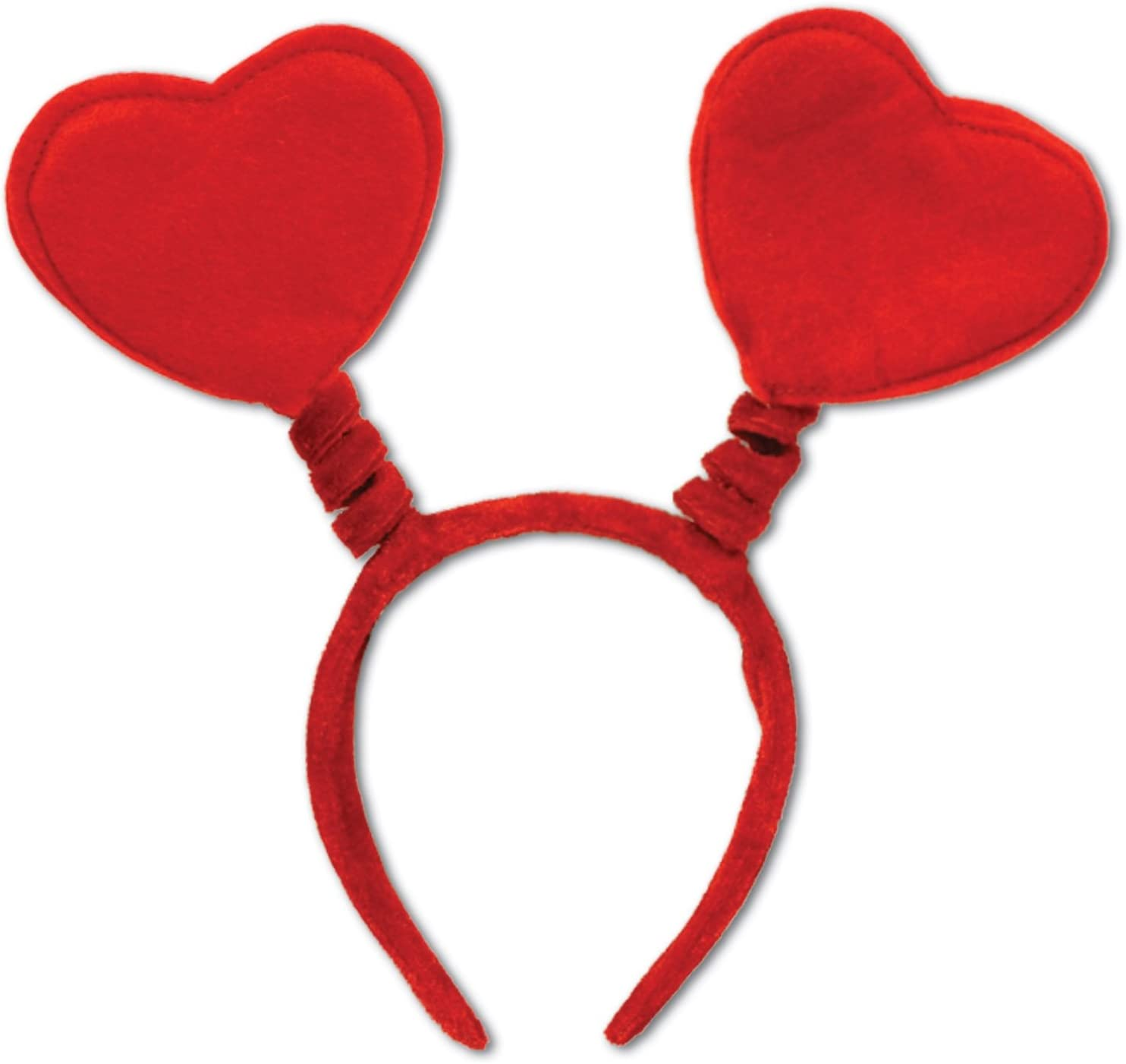Heart Boppers Party Accessory (1 count) (1/Pkg)