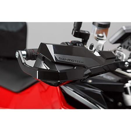Sw Motech Kobra Handprotektoren Kit Schwarz Für Kawasaki Versys 650 07 Auto