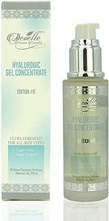 crema facial con acido hialuronico