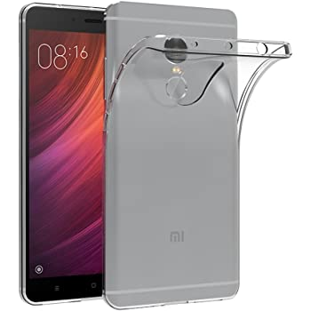 AICEK Funda Transparente Gel Silicona Premium Carcasa para Xiaomi ...