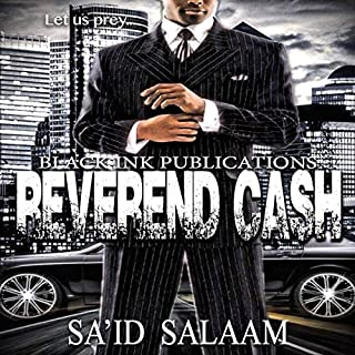 Reverend Cash audiobook cover art