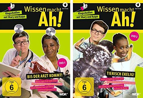 DVD 1+2 (2 DVDs)