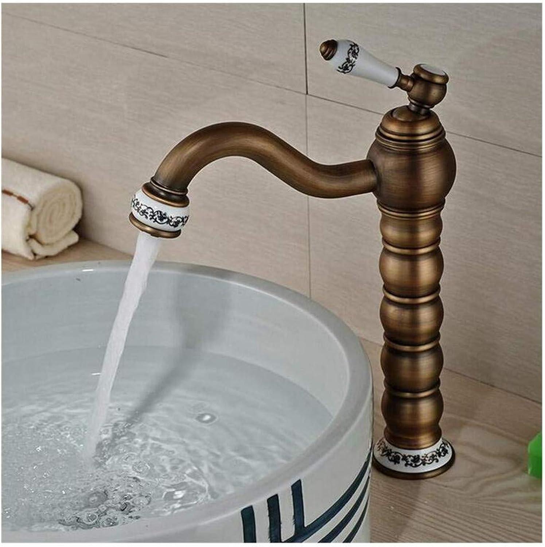 Wasserhahn Küche Bad Garten Becken-Waschbecken-Mischer-Hahn-Heies Und Kaltes Wasser Des Messing Ctzl2901