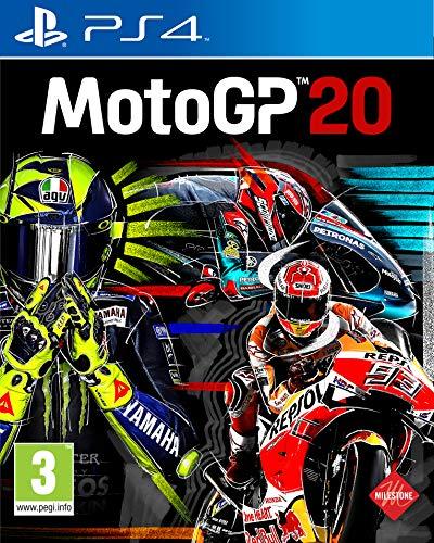 MotoGP20 (PS4) - [AT-PEGI]