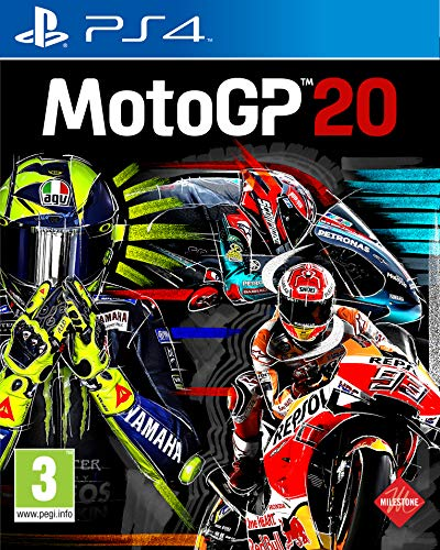 MotoGP20 (PS4) - [AT-PEGI]