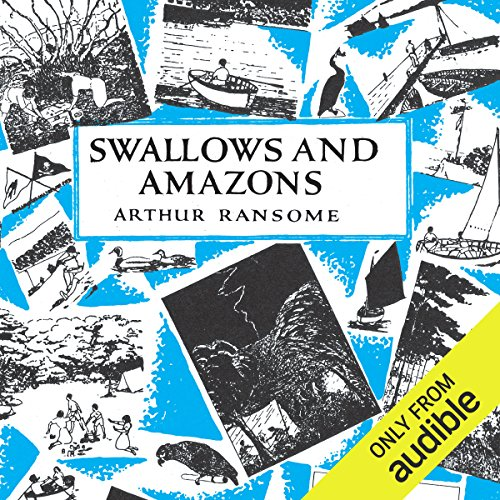 Swallows and Amazons cover art