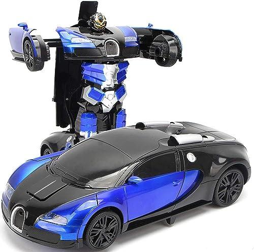GLBS Gefühl Fernbedienung Auto Spielzeug RC Auto Fernbedienung LKW Wiederaufladbare 2,4 GHz Hochgeschwindigkeits-Rennwagen Funksteuerung Spielzeug für Kinder Spielzeug Geschenk für Kinder