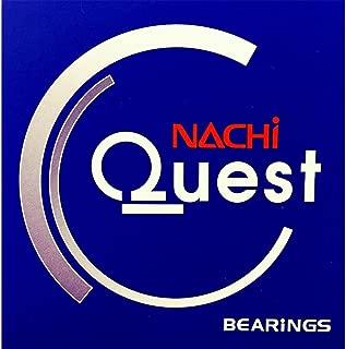 NACHI 4 Pack 6006-2NSE9 C3 Bearing 6006-2NSE9 Seals C3 6006-2RS C3 Bearings 6006 RS C3 Japan