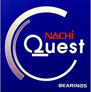 NACHI 4 Pack 6204-2NSE9 Bearing 6204-2NSE Seals 6204-2RS Bearings 6204 RS Japan