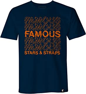 Famous Stars and Straps Scratcher Men's Tee