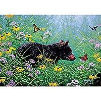 5Dダイヤモンドナンバーキット農村風景のフルドリルの絵画は、風景はダイヤモンドクロスステッチ春の風景DIYクラフト装飾が施されたペイント D
