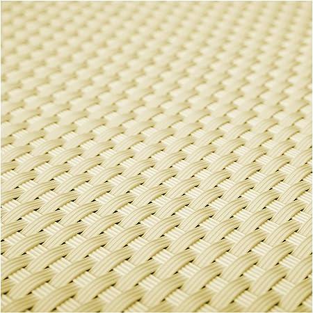 Festnight Filet de Protection Brise-Vue Brise Vue Balcon Brise Vue Jardin PEHD 1,5 x 50 m Beige