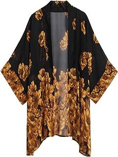 kimono black and gold
