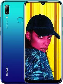 Huawei P Smart (2019) Pot-LX1 Single-SIM 64GB Android SIM-Free Unlocked 4G/LTE Smartphone (Aurora Blue)