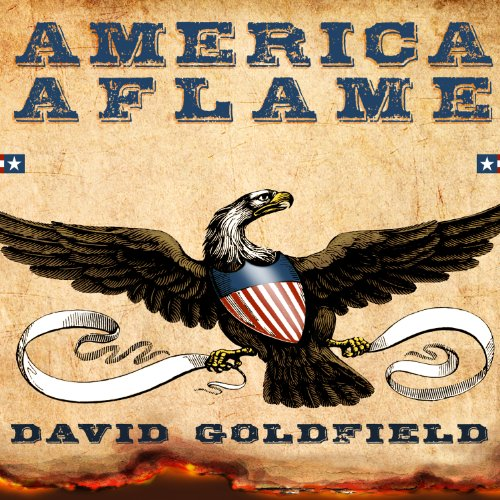 America Aflame audiobook cover art