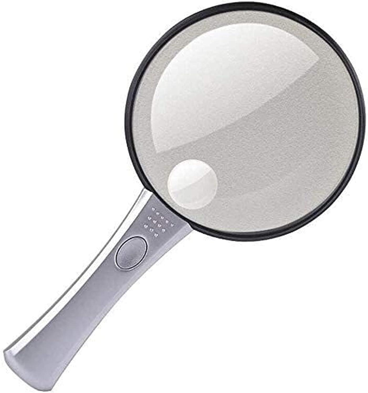 Magnifiers Non-Slip Ranking TOP9 Lightweight Popular popular Reading Elder Hand-Held Glass