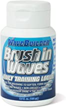 WaveBuilder Brush In Waves Daily Training Lotion | Non Greasy Formula Forms and Defines..