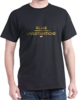 Jessica Jones Alias Investigations Cotton T-Shirt