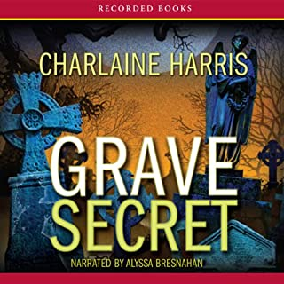 Grave Secret audiobook cover art