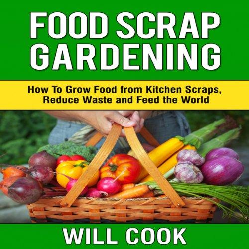 Food Scrap Gardening audiobook cover art