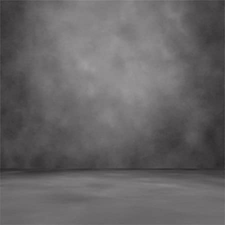 10x6.5ft Polyester Photography Backdrop Interior Gray Shabby Chic Cement Wall and Brown Wood Floor Photo Background Children Baby Adults Portraits Backdrop