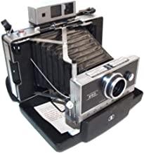 Polaroid Automatic 250 Land Camera Zeiss Ikon Viewfinder Instant Film Camera Kit with Book & Accessories
